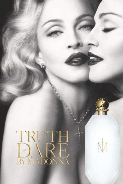 b5a96dd846d385ce60d3a70d501b8696 Hot Shot:  Madonnas Daring New Fragrance Ad