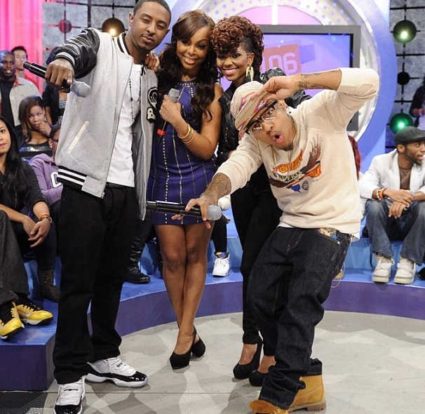b7f94db4624bcf7b7831b5959b67e600 BET Announce New '106 & Park' Hosts