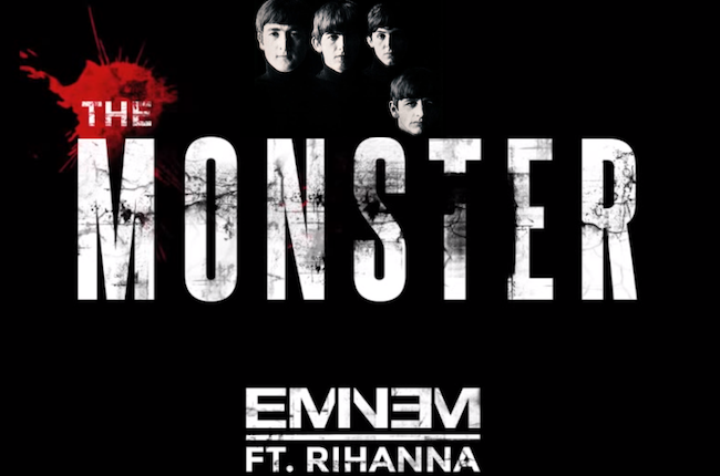 bb88fc37ffe02f0e4cd805c9207a3c87 Chart Check:  Eminem & Rihanna Scare Away The Competition With The Monster
