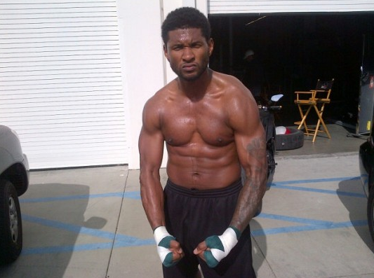 bd0be78300a578c67a1c92d8b88933ed Usher To Portray Sugar Ray Leonard In Boxing Biopic
