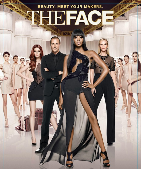 c306b104b25e8d17192d8c56b70b1f04 Exclusive: That Grape Juice Reviews 'The Face' Season 2 / Episode 1 (Starring Naomi Campbell)