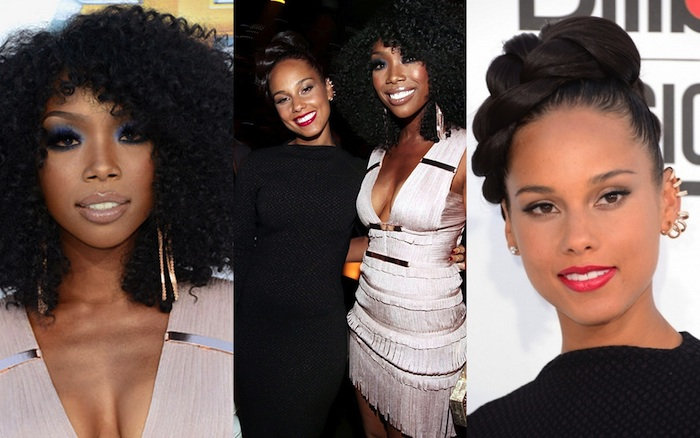 c8bac61b0e3b07dca40ba76c956736b1 Brandy, Alicia Keys Among Performers At 2013 BET Honors