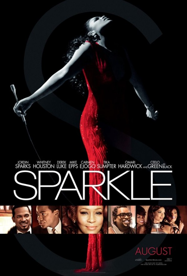 d3633f64b2efa7c031f5295614c226c3 Movie Poster: 'Sparkle' (Starring Whitney Houston)