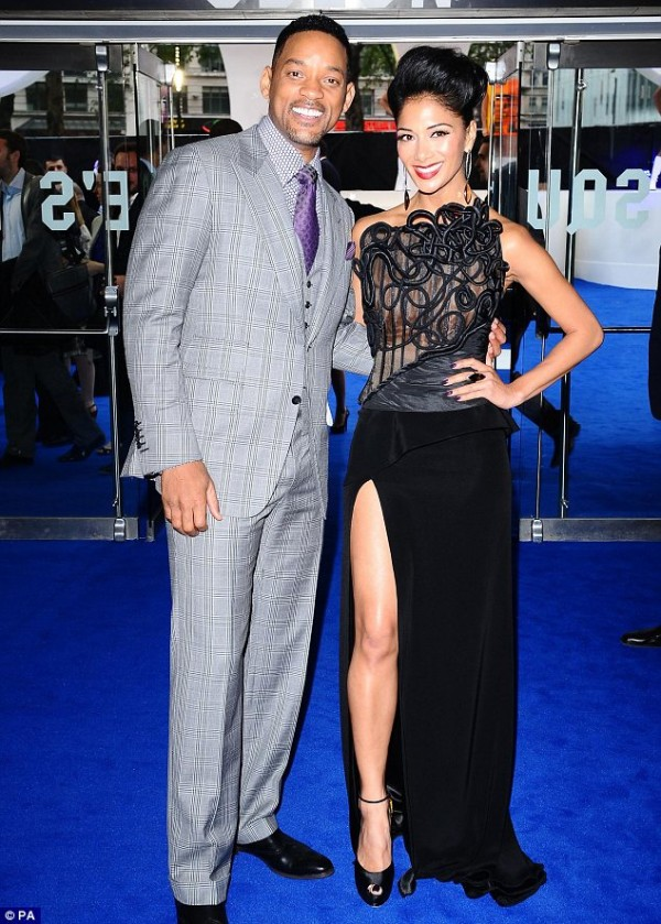 d5dcc41d9931a8259bd3006d2f88c24c Photos: Will Smith & Nicole Scherzinger Shine At 'Men In Black 3' London Premiere