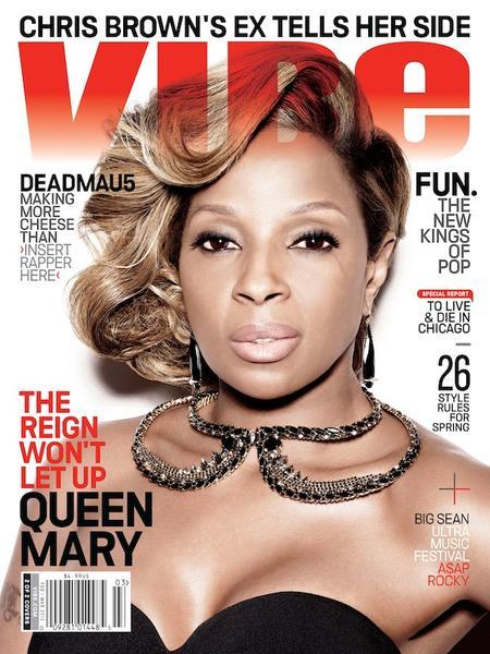 daee448acf9b1932e00a02097102c40c Mary J. Blige Weighs In On Rihanna, Drake, & the State of R&B Via Vibe Magazine