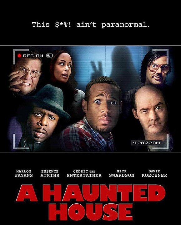 e0c8955f3c1f3100541309b0a0e16316 Exclusive: 'A Haunted House' Stars Marlon Wayans & Essence Atkins Talk To That Grape Juice