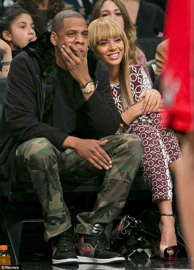 e10693c949532e90f3336d6761a20c30 Hot Shots: Beyonce Hits The Barclays Center With Jay Z