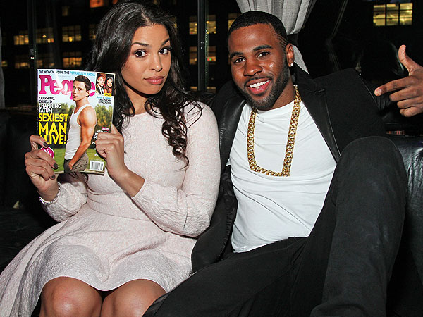 f203daca718816be1e2387dc6c87f7f4 Hot Shot:  Jordin Sparks Shows Off Her Sexiest Man   Jason Derulo
