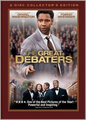 Competition: 'The Great Debaters' DVD Give-Away (Reminder)