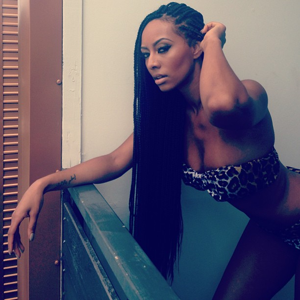 f674a198f9827b792ba82ab24ad6f03a Hot Shot: Keri Hilson Scorches Fans With Fresh Instagram Snap
