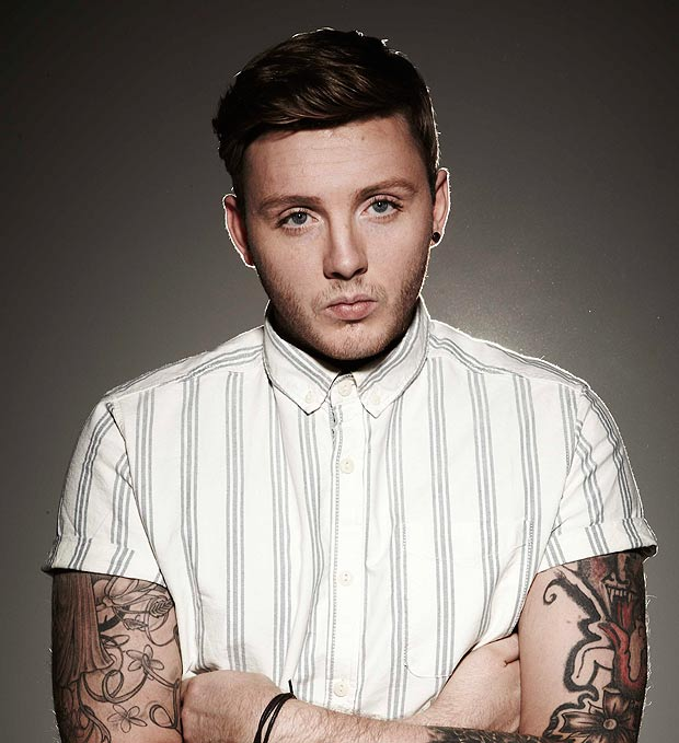 fb061c0fd25978380e715f3c57fb9e9f X Factor UK Final: James Arthur Performs Nina Simones Feeling Good
